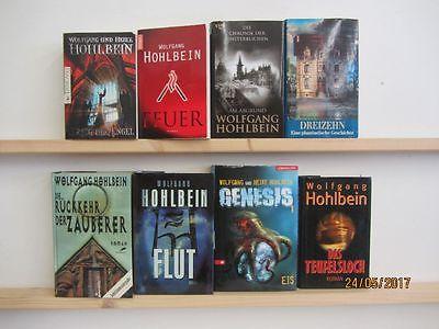 Wolfgang und Heike Hohlbein 41 Bücher Romane Fantasyromane historische Romane