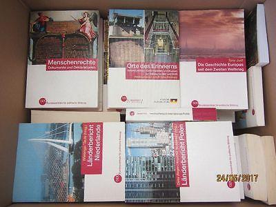 42 Bücher Bundeszentrale für politische Bildung Politische Sachbücher