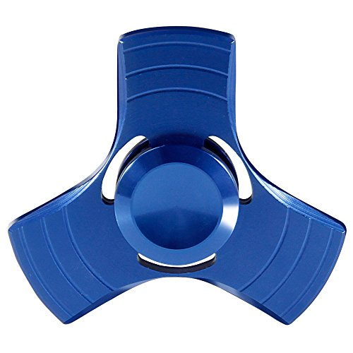 Spinner fidget, innislink Fidget Spielzeug Spinner Toy Ultra Schnelle Spinner Spielzeug Focus Spielzeug Finger Spielzeug Spinner Fidget Hand Toy für Kinder und Erwachsene Spielzeug Geschenke, blau