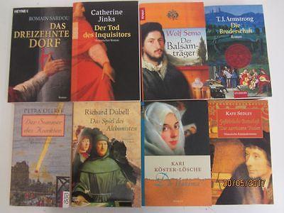 52 Bücher Romane historische Romane Top Titel Bestseller