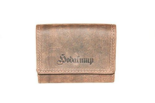 Hodalump Echt-Leder Portemonnaie für Herren