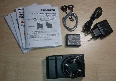 Iphone Entfernungsmesser Xxl : Panasonic dmc tz 101 digitalkamera 1 sensor 10x opt. zoom 4k