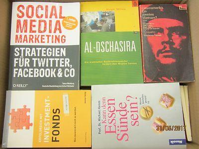 71 Bücher Sachbücher Softcover Wissenschaft Wirtschaft Politik Zeitgeschichte