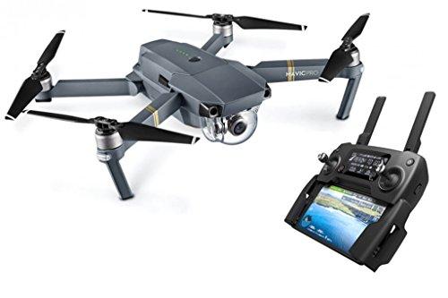 DJI CP.PT.000498 Mavic Pro Drohne grau