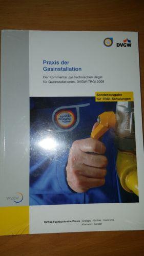 TRGI 2008 Praxis der Gasinstallation