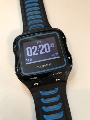 GARMIN Forerunner 920XT Firness Triathlon Uhr -  wenig genutzt