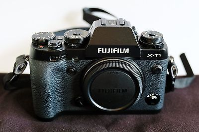 Fujifilm X-T1 Body / Gehäuse