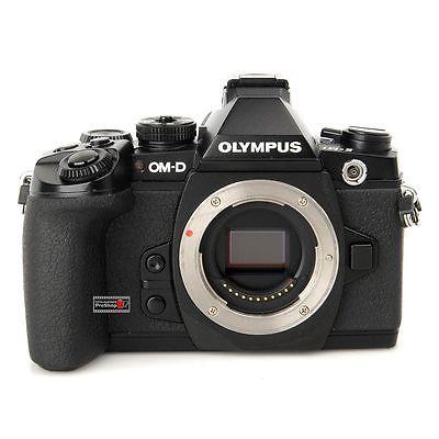 Olympus OM-D E-M1 Gehäuse schwarz