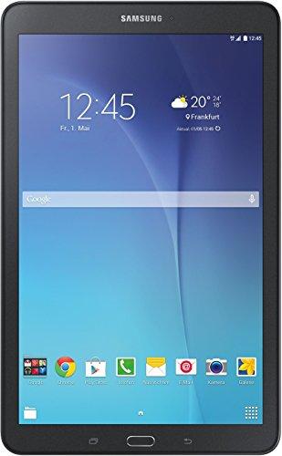 Samsung SM-T561NZKADBT (24,34 cm (9,6 Zoll) WXGA TFT-Touchscreen) schwarz (Zertifiziert und Generalüberholt)