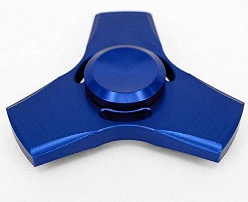 GOLDTIME Fidget Toys Hand Spinner Finger Spielzeug für Kinder und Erwachsene(Blau)