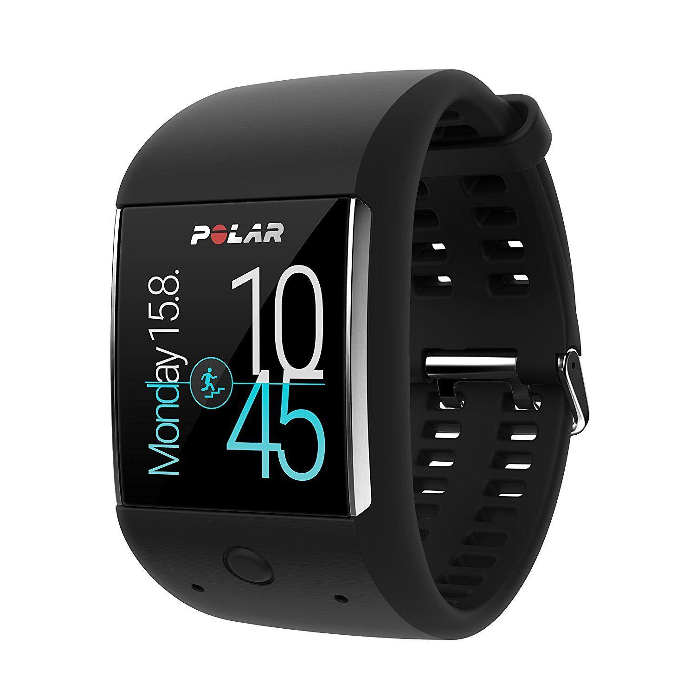 Polar M600 Smartwatch Farbe Schwarz