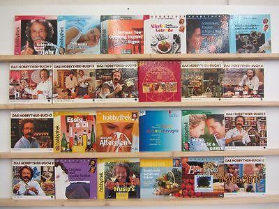 24 Bücher Hobbythek Jean Pütz Gesundheit Essen & Trinken Experimente