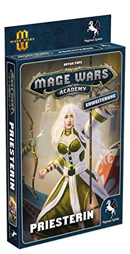 Pegasus Spiele 58050G - Mage Wars Academy, Priesterin