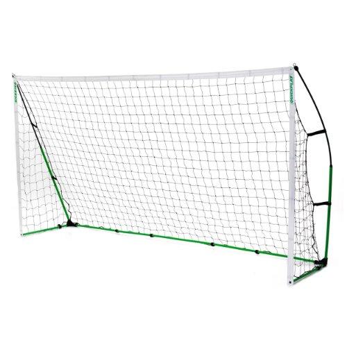 Kickster PRO 3600 tragbares Fußballtor 3.6m x 1.8m - Aufbauzeit 2 Minuten -im Garten, Park, Urlaub oder Traininganlage - Spiel jetzt überall