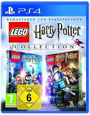 Lego Harry Potter Collection - PS4 Playstation 4 Spiel - NEU OVP