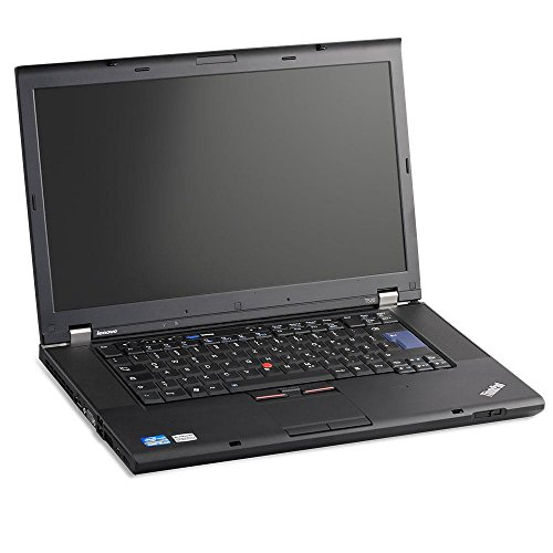 Lenovo ThinkPad T520 i5 2,5 16,0 15M 500SSD CAM WLAN BL CR Win7Pro (Zertifiziert und Generalüberholt)
