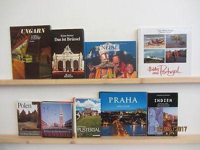 45 Bücher Länder und Städte der Welt Dokumentationen Reiseberichte