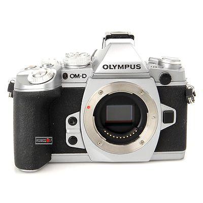 Olympus OM-D E-M1 Gehäuse chrom