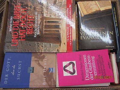 57 Bücher Theologie Religion Kirchengeschichte christliche Bücher