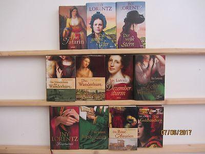 Iny Lorenz 11 Bücher Romane historischer Romane Top Titel Bestseller