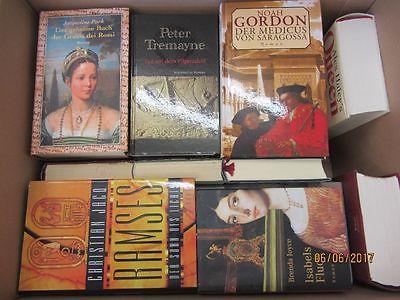 30 Bücher Romane historische Romane Top Titel Bestseller Paket 1