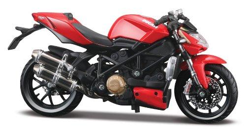 Maisto 5-11024 - 1:12 Ducati mod. Streetfighter S