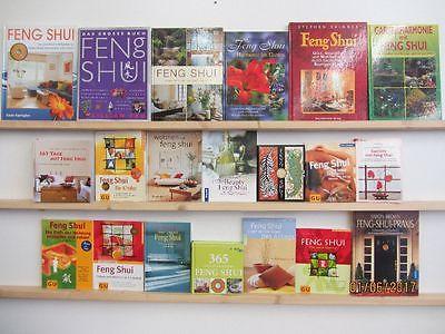 20 Bücher Feng Shui Wohnen Leben Garten Kinder Feng Shui Praxis
