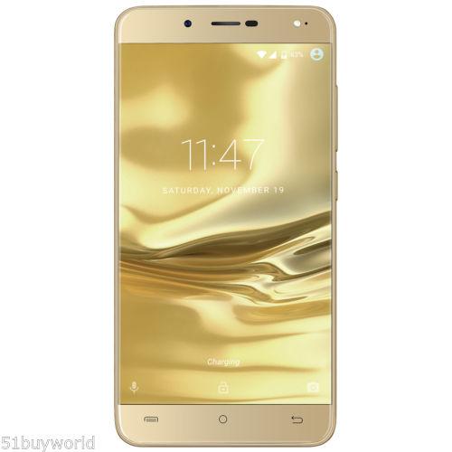 CUBOT 5Zoll 3G 1GB 16GB 13MP Quad Core Android 7.0 Dual SIM Smartphone Handy GPS