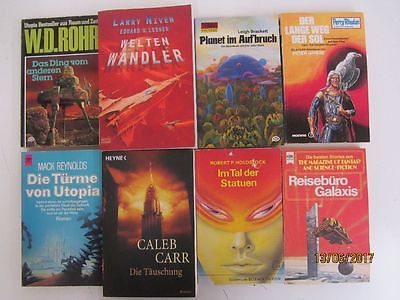 81 Bücher Romane Science Fiction Romane