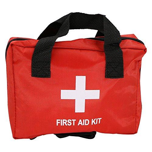 Erste-Hilfe-Set, Erste-Hilfe-Kit, 73 Stück Auto Erste Hilfe Medizinische Notfalltasche für Haus und Im Freien, Auto, Küche, Schule, Sport, Wandern, Camping, Jagd, Büro Überleben