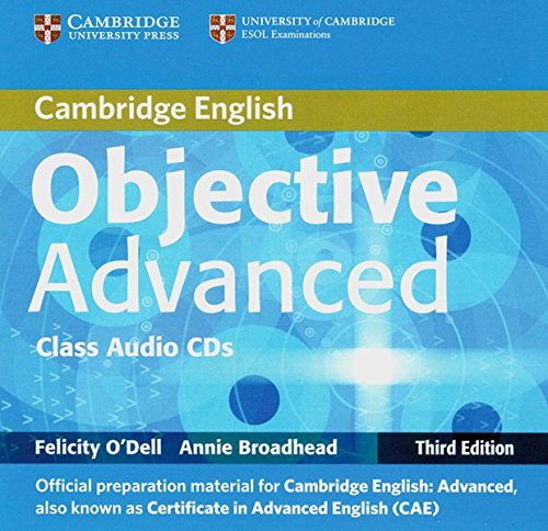 Objective Advanced: Audio CDs (3)
