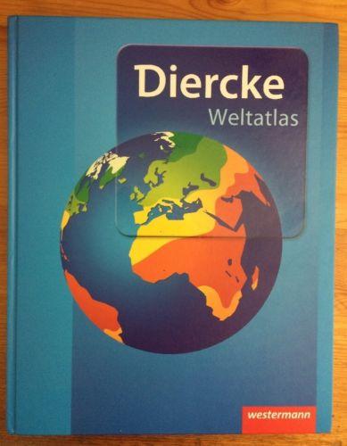 Diercke Weltatlas 2015 Aktuelle Ausgabe