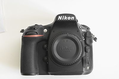 Nikon D810 Body, Top-Zustand, OVP.