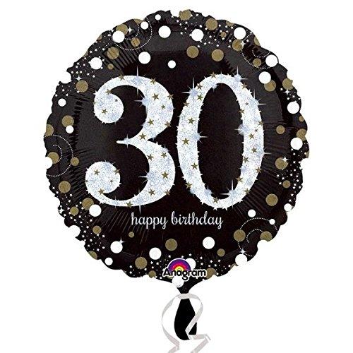 Amscan 321290130. Geburtstag Folie Ballons