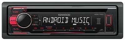 Kenwood KDC-110UR - CD/MP3-Autoradio mit USB / AUX-IN
