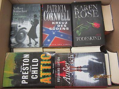 38 Bücher Romane Krimi Thriller Psychothriller  Top Titel Bestseller