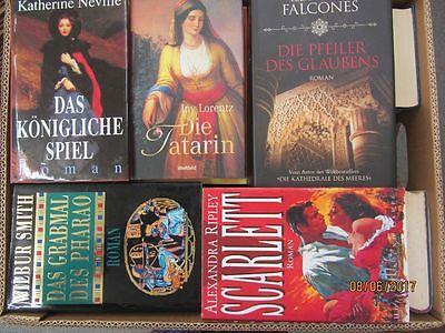27 Bücher Romane historische Romane Top Titel Bestseller