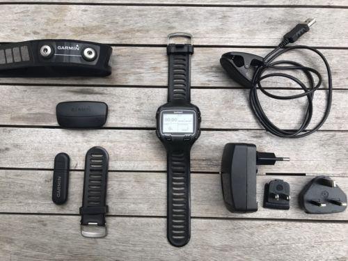 Garmin Forerunner 910Xt Multisportuhr mit GPS und Herzfrequenzmesser