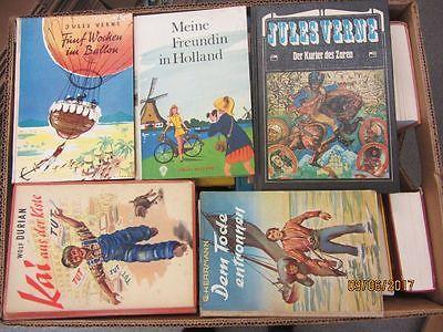 57 Bücher ältere Kinderbücher ältere Jugendbücher ältere Jugendromane Paket 1