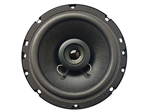 Audiosound Auto Lautsprecher 2 Wege Koax 140 Watt Chevrolet/Daewoo Matiz 98-2010 Einbauort vorne : Türen / hinten : --