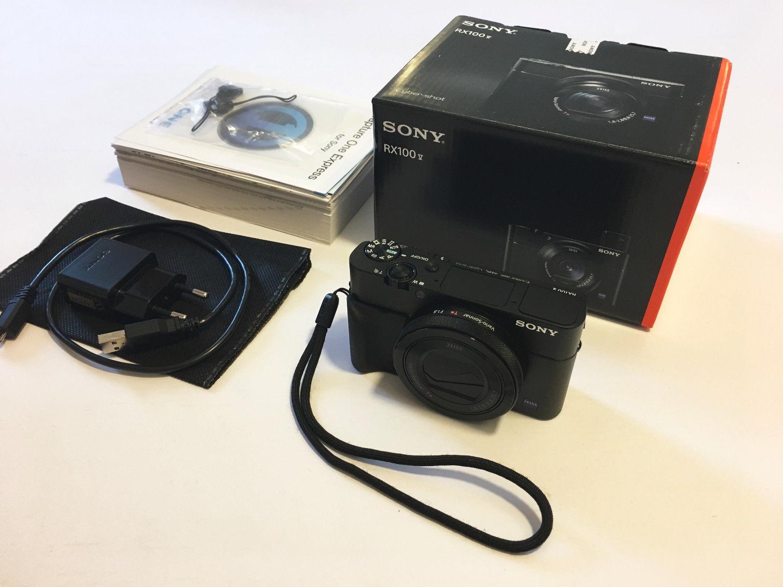 Sony DSC-RX100 V Digitalkamera