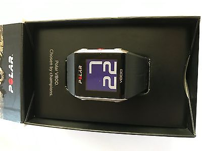 Polar V800 GPS Sportuhr (inkl. Brustgurt und Herzfrequenzsensor H7)
