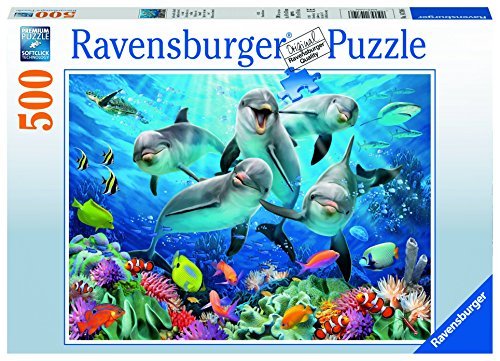 Ravensburger 14710 - Delfine im Korallenriff