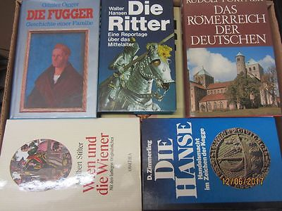 33 Bücher Bildbände Kunst Kultur Geschichte Weltgeschichte
