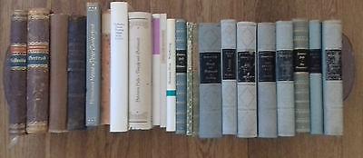 Konvolut von 22 Hermann Hesse Ausgaben + ein Heft