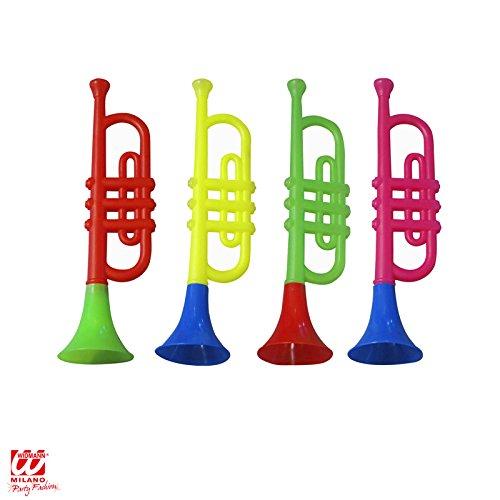 Widmann–Trompete Clown Sonore verschiedene Farben 30cm