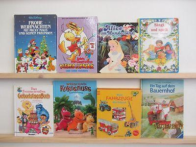 38 Bücher Kinderbücher Kleinkinderbücher Kindergartenbücher Bilderbücher