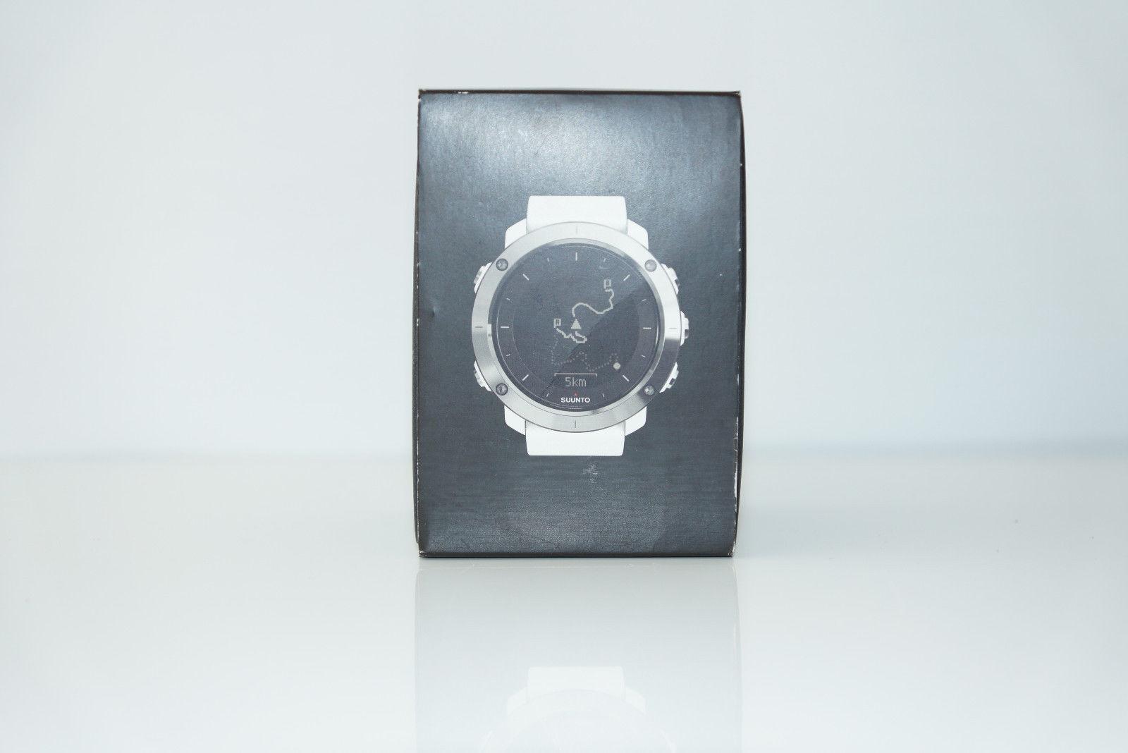 Suunto Traverse white Outdooruhr GPS- Uhr Armbanduhr Originalverpackt