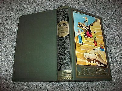 Karl May  Verlag - Bd. 52 -  Die Pyramide des Sonnengottes