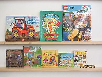 81 Bücher Kinderbücher Kleinkinderbücher Kindergartenbücher Bilderbücher